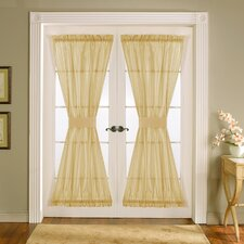 Sonora Rod Pocket Curtain Panel (Set of 2)
