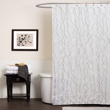 <strong>Special Edition by Lush Decor</strong> Romana Polyester Shower Curtain