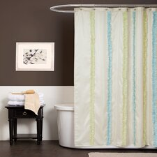 <strong>Special Edition by Lush Decor</strong> Aria Polyester Shower Curtain