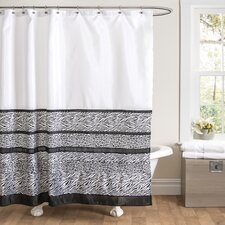 Tribal Dance Polyester Shower Curtain