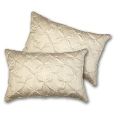 Lucia Polyester Oblong Decorative Pillow (Set of 2)