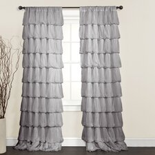 Olivia Rod Pocket Curtain Single Panel