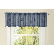"Butterfly Dreams 84"" Curtain Valance"