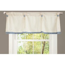 Monica Floral Curtain Valance