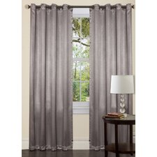 Electra Synthetic Grommet Curtain Single Panel