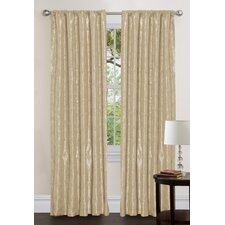 Angelica Rod Pocket Curtain Single Panel