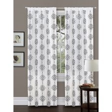 Isabella Rod Pocket Curtain Single Panel