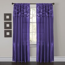 Circle Dream Window Curtains (Set of 2)