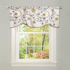 <strong>Special Edition by Lush Decor</strong> Royal Garden Curtain Valance