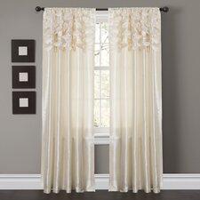 Circle Dream Window Curtains (Set of 2)