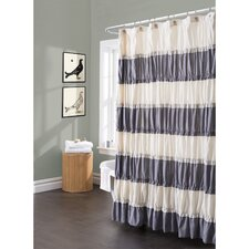 Isla Polyester Shower Curtain