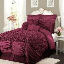 Lucia 4 Piece Comforter Set