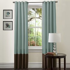 Prima Grommet Curtain Panel (Set of 2)