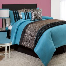 <strong>Special Edition by Lush Decor</strong> Kenya Juvy Comforter Set