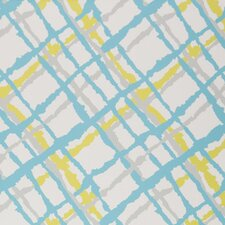 <strong>Kimberly Lewis Home</strong> Beverley Geometric Wallpaper