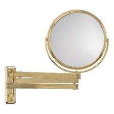 Wandspiegel 3-armig mit 3-fach Vergrößerung