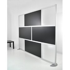 "<strong>LOFTwall</strong> 78"" x 100"" Modern  Room Divider"