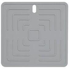 Silicone Hot Pad with Gray