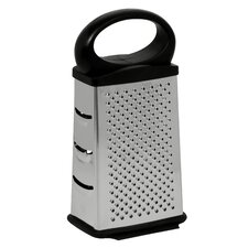 <strong>EKCO</strong> 4 Sided Grater with Black Handle