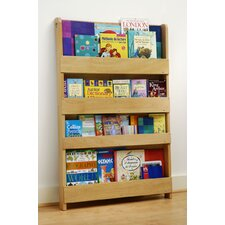 The Tidy Books Childrens Bookcase (Natural No Letters)