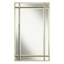 Florentine Rectangular Wall Mirror