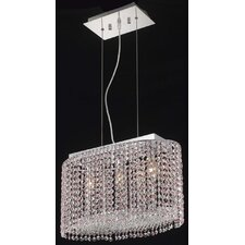 Moda 3 Light Pendant
