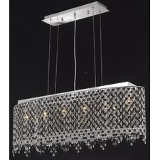 Moda 6 Light Pendant