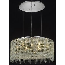Moda 9 Light Drum Pendant