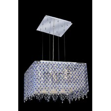 Moda 9 Light Pendant