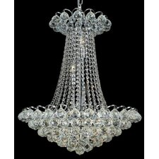 <strong>Elegant Lighting</strong> Godiva 13 Light Chandelier