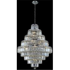 <strong>Elegant Lighting</strong> Maxim 20 Light Chandelier