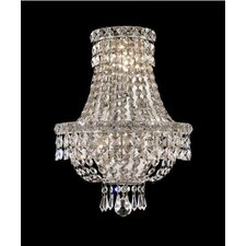 <strong>Elegant Lighting</strong> Tranquil 3 Light Wall Sconce