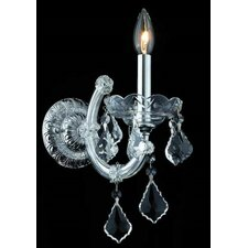 Maria Theresa 1 Light Wall Sconce