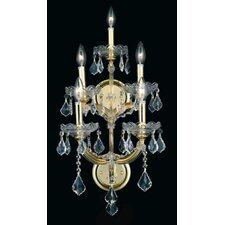Maria Theresa 5 Light Wall Sconce