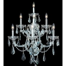 Maria Theresa 7 Light Wall Sconce