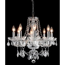 Princeton 8 Light Chandelier