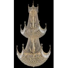 Corona 36 Light  Chandelier