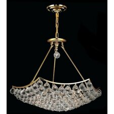 <strong>Elegant Lighting</strong> Corona 12 Light Chandelier