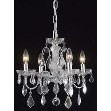 <strong>Elegant Lighting</strong> St. Francis 14 Light Chandelier