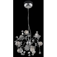 Iris 9 Light Pendant