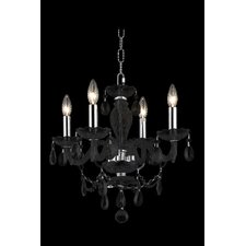 Princeton 4 Light  Chandelier