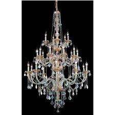 <strong>Elegant Lighting</strong> Verona 25 Light  Chandelier
