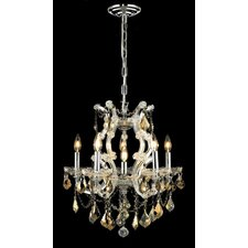 Maria Theresa 6 Light Chandelier