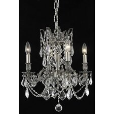 Rosalia 4 Light  Chandelier