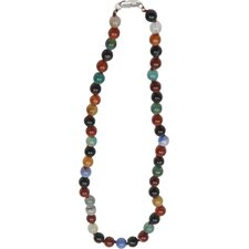 <strong>The Premium Connection</strong> Bret Roberts Agate Strand Necklace