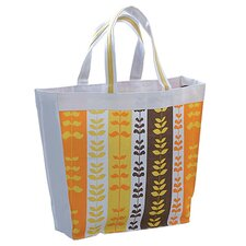 Natural Heartbeat Canvas Carry Tote Bag