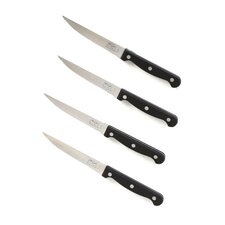 Essentials 4 Piece Steak Knife Set