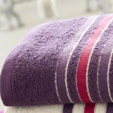 Java Stripe Bath Towel