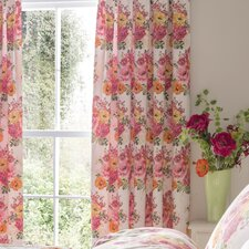 Izzy Designer Curtain Panel Pair