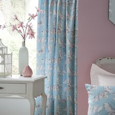 Bohemian Butterfly Curtains